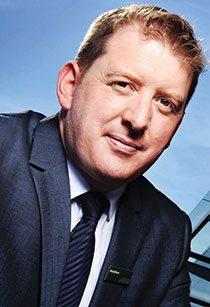 SRC chairman, Andrew Murphy. Picture: Mark Mackenzie.