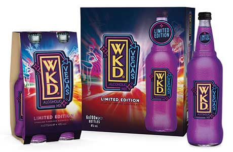 WKD 2015 edition says it's showtime