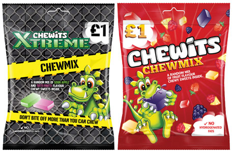 Sweet price for Chewits