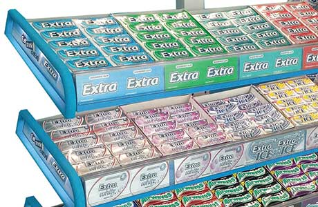 New units to light up gum sales