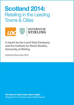 The report by the Local Data Company and the Institute for Retail Studies, University of Stirling, published last month.