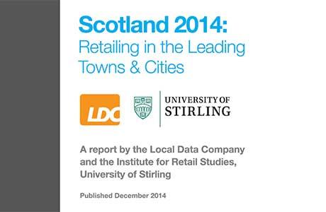 Empty shops gap narrows