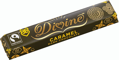 Divine Chocolate, fairtrade, confectionery, fairtrade fortnight,