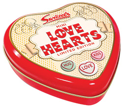 Chewits, Chewmix, Cloetta UK, easter, confectionery, chocolate, Valentine's Day, Love Hearts Squashies,