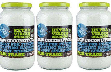 Lucy Bee Coconut Oil,  fairtrade fortnight, fairtrade.