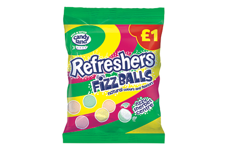 Refreshers are having a ball