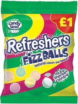 Candyland Refresher Fizz Balls