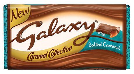 Galaxy salted caramel Feb 15