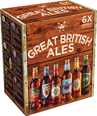 Greene King, which owns Belhaven and several more traditional ale brands, highlights premium ale growth.