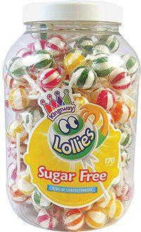 Hancocks Kingsway Sugar free lollies