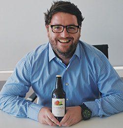 John Logue, customer marketing manager, Chilli Marketing.