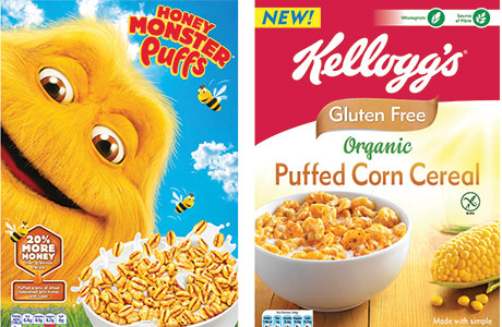 Brands battle a cereal slowdown