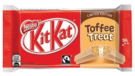 KitKat Toffee Treat Feb 15