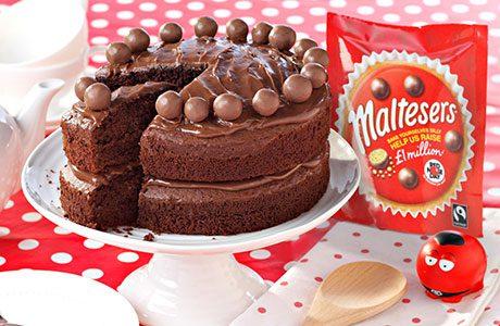 Cake relief