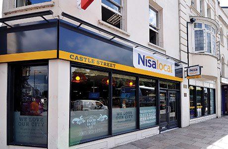 Nisa, c-store