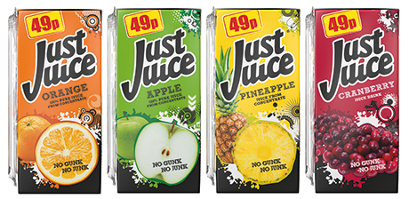 Refresco just juice jan 15  200ml PMP Range-Straws Small
