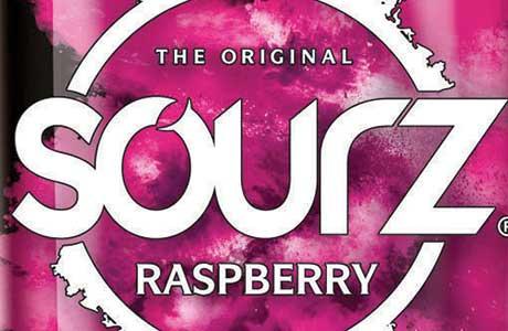 sourz raspberry