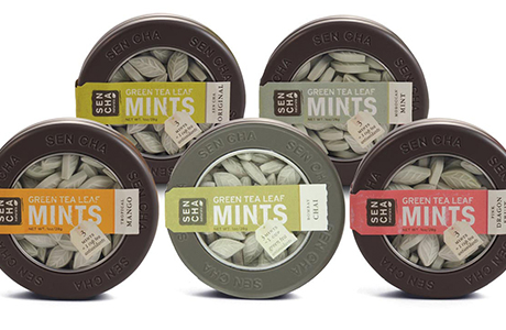 Say 'chai' to green tea mints