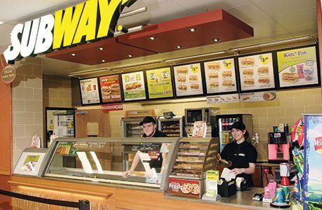 Spar adds more Subways