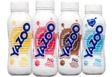 milk drinks, IRI, Yazoo,