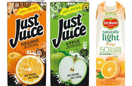 breakfast juice, Del Monte, Refresco,