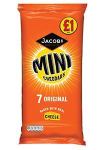 xJacob's Mini Cheddars £1 PMP copy