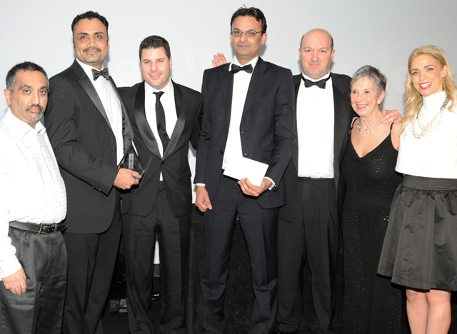 United Wholesale Grocers, Springburn took top place, and the award, in the Best Cash & Carry Depot category, sponsored by JTI.