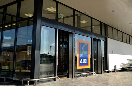 Aldi will be building its new store and 87 parking spaces on the former site of Oxgangs Social Work Centre and St John's Parish Church. Local MSP Gordon MacDonald has argued the land could have accommodated as many as 70 affordable homes.