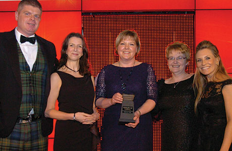Awards profile – Sustainable retailer of the year 2014
