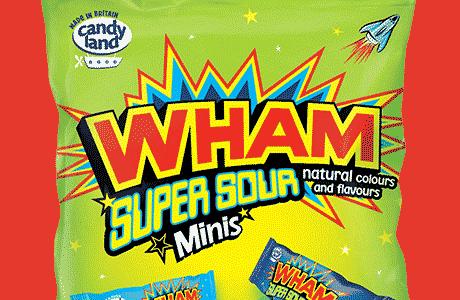 Wham bar in a bag