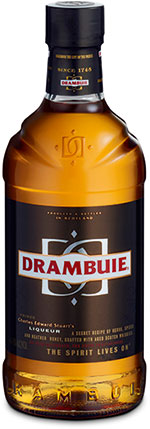 Drambuie: biggest-selling non-cream liqueur and growing ahead of the market.