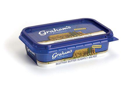 Graham's 250g spreadable butter