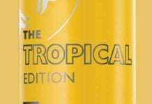 Red Bull Tropical Edition