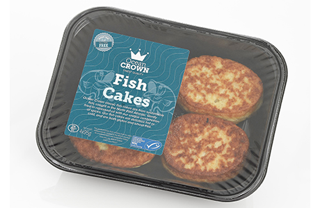 New fish cakes take the Crown