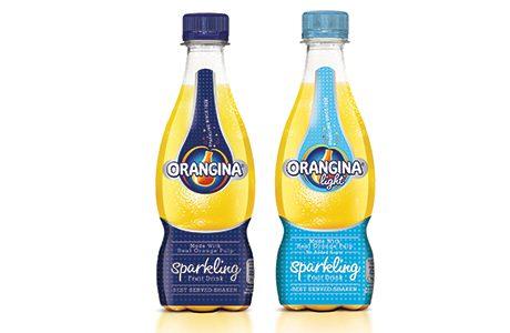 Orangina  'reinvented' in brand shake-up
