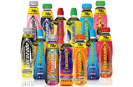 Lucozade has extended its price-marked pack promotion and introduced new flavours for summer 2015. Ribena's brand owner says its tropical range has proved very popular and is currently showing a 48% growth rate.