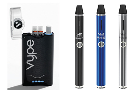 The Vype eStick is one of the latest new products from Nicoventures, with constant in-pack charging that lasts for five days under normal use. The V2 PRO series 3 is soon to be joined by the V2 PRO Series 7, launched at the end of May.