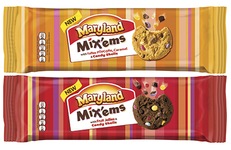 Maryland mixes it all up