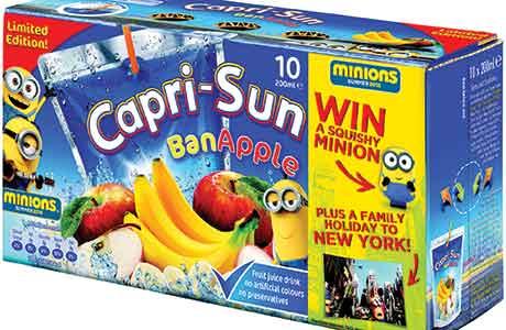 Capri-Sun No Added Sugar