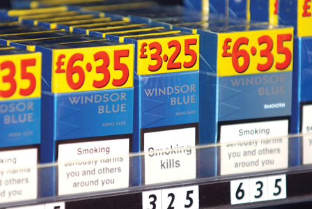 Will sales go up in smoke?