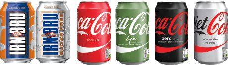 Coke-cans-etc