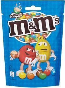 Crispy M&Ms copy
