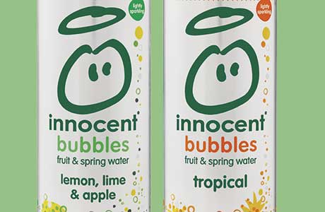 Innocent launches fizzies