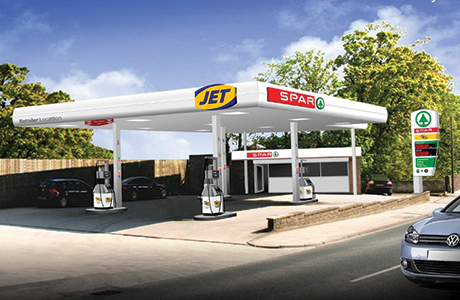 Jet and Spar join forces for forecourts