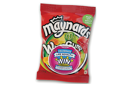 Maynards makes a meal of it