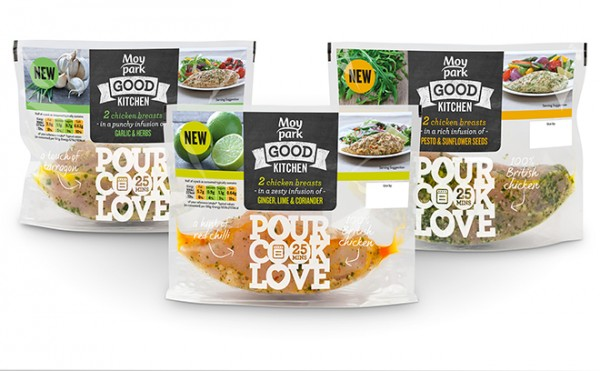 Moy Park's 'Good Kitchen' Range perfect meal solution for consumers