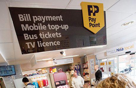 Retailers blast Paypoint caps