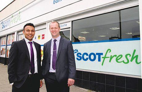 Scotfresh Shaun Marwaha and Chris Gallacher