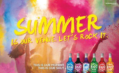 Sourz - summer lets rock it copy