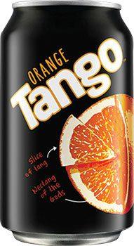 soft drinks, Tango